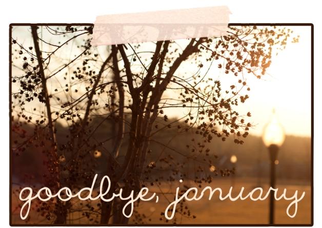 goodbyejanuary